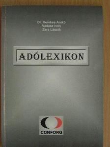 Dr. Kerekes Anikó - Adólexikon [antikvár]