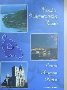 Bálint Tímea - Közép-Magyarországi régió [antikvár]
