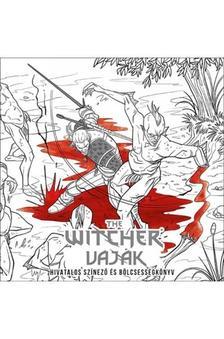Többen - The Witcher/ Vaják: Hivatalos színező és bölcsességkönyv