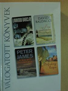 David Baldacci - Ne fordulj el!/Egy emlékezetes nyár/A halott szorítása/Sáfránykapu [antikvár]