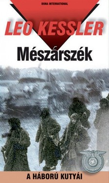 Leo Kessler - Mészárszék [eKönyv: epub, mobi]