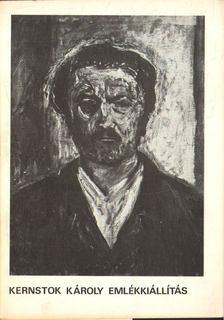 Wehner Tibor - Kernstok Károly emlékkiállítás [antikvár]