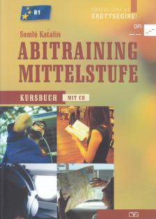 Somló Katalin - ABITRAINING MITTELSTUTE - KURSBUCH MIT CD 56504