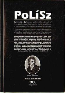 TURCSÁNY PÉTER - Polísz 2005. december [antikvár]
