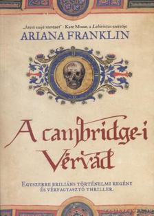 FRANKLIN, ARIANA - A cambridge-i vérvád [antikvár]