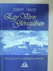 Ébert Tibor - Egy város glóriájában [antikvár]