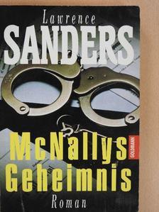 Lawrence Sanders - McNallys Geheimnis [antikvár]
