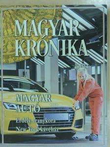 Dombai Károly - Magyar Krónika 2015. január [antikvár]