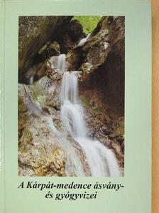 Bikfalvi Istvánné - A Kárpát-medence ásvány- és gyógyvizei (dedikált példány) [antikvár]