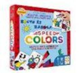 BBB04 - Bogyó és Babóca Speed Colors - Társasjáték