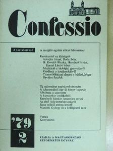 Adorján József - Confessio 1979/2. [antikvár]