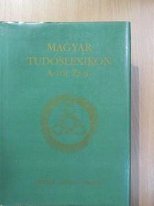 A. Czétényi Piroska - Magyar tudóslexikon A-tól Zs-ig [antikvár]