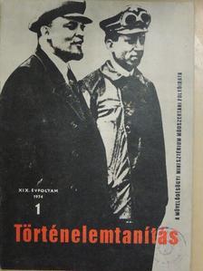 Bíró Ferencné - Történelemtanítás 1974/1. [antikvár]