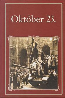 Szigethy Gábor - Október 23. [antikvár]