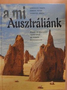 Csontos János - A mi Ausztráliánk [antikvár]