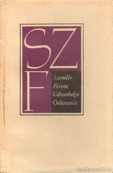 Szemlér Ferenc - Udvarhelyi Odüsszeia [antikvár]