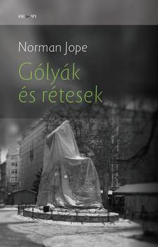 Norman Jope - Gólyák és rétesek