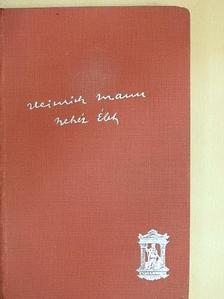 Heinrich Mann - Nehéz élet [antikvár]