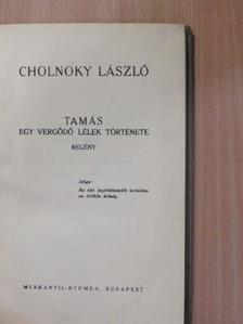 Cholnoky László - Tamás [antikvár]