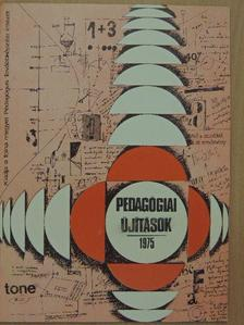 Benedek László - Pedagógiai újítások 1975 [antikvár]