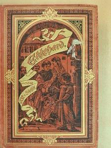 Joseph Victor von Scheffel - Ekkehard (gótbetűs) [antikvár]