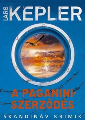 Lars Kepler - A Paganini-szerződés [eKönyv: epub, mobi]