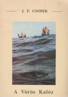 J. F. Cooper - A vörös kalóz [antikvár]