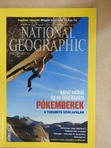 Cathy Newman - National Geographic Magyarország 2011. május [antikvár]