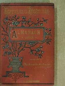 Beniczkyné B. Lenke - Almanach az 1893. évre [antikvár]
