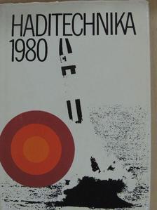 Dobó Géza - Haditechnika 1980 [antikvár]