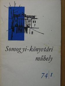 Gilitze István - Somogyi-könyvtári műhely 74/1 [antikvár]