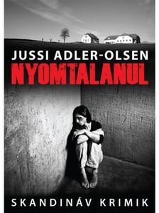 Jussi Adler-Olsen - Nyomtalanul [eKönyv: epub, mobi]