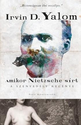 IRVIN YALOM - Amikor Nietzsche sírt [eKönyv: epub, mobi]