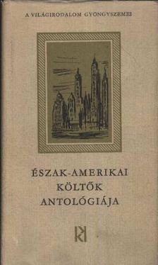 Kormos István - Észak-Amerikai költők antológiája [antikvár]