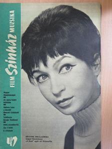 Albert István - Film-Színház-Muzsika 1966. november 25. [antikvár]