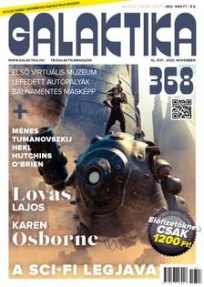 Katalin (főszerk.) Mund - Galaktika 368 [eKönyv: pdf]