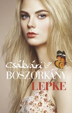 Csákvári Éva - Boszorkánylepke