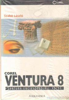 Szabó László - Corel Ventura 8 I-II. [antikvár]