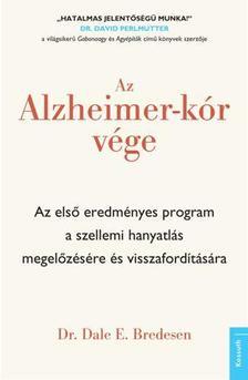 dr. Dale E. Bredesen - AZ ALZHEIMER-KÓR VÉGE