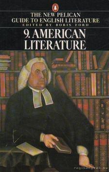 FORD, BORIS - American literature [antikvár]