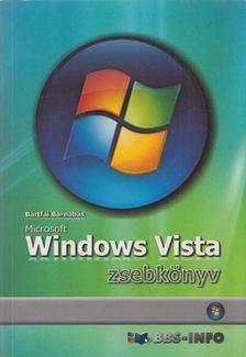 BÁRTFAI BARNABÁS - Microsoft Windows Vista zsebkönyv [antikvár]