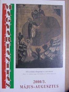 Bajtai Mária - Magyartanítás 2000. május-augusztus [antikvár]