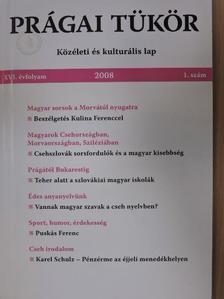 E. Fehér Pál - Prágai tükör 2008/1. [antikvár]