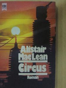 Alistair MacLean - Circus [antikvár]