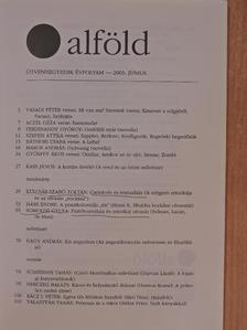 Báthori Csaba - Alföld 2003. június [antikvár]