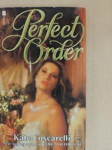 Kate Coscarelli - Perfect Order [antikvár]