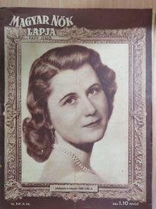 Vass László - Magyar Nők Lapja 1944. április 10 [antikvár]