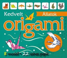 N/A - Kedvelt állatok -Origami