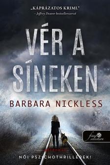 Barbara Nickless - Vér a síneken (Sydney Parnell 1.)