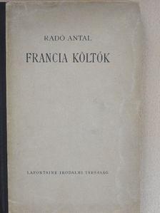 A. V. Arnault - Francia költők [antikvár]